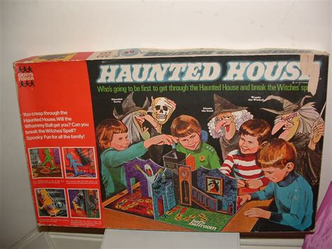 haunted house board game the cobwebbed room denys fisher haunted house board game 1970 s