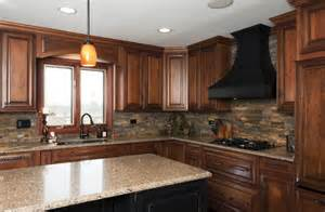 Pictures Of Stone Backsplashes For Kitchens by 10 Classic Kitchen Backsplash Ideas