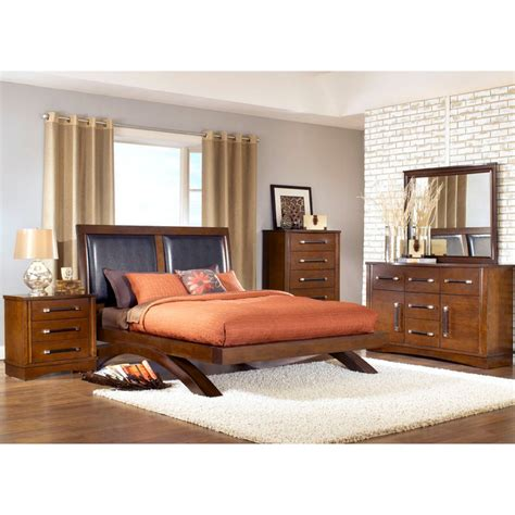 san marcos bedroom bed dresser mirror king 872