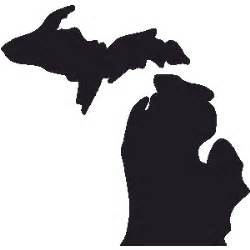 Of Michigan Finder Pictures Of The State Of Michigan Clipart Best