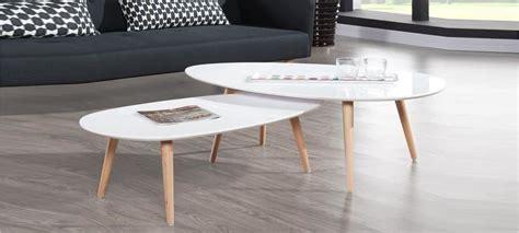 Table De Salon Scandinave by Table Ovale Scandinave