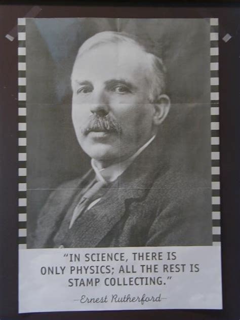 ernest rutherford quotes quotesgram