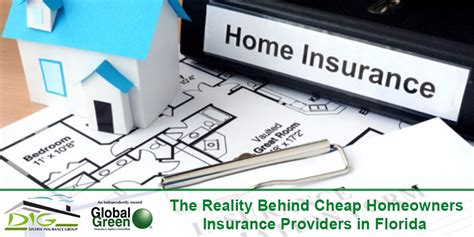 the reality cheap homeowners insurance providers in