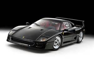 f40 black auto