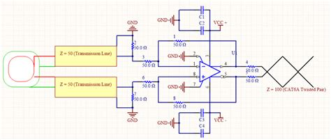differential op resistor values fully differential op for impedance matching physics forums the fusion of science and