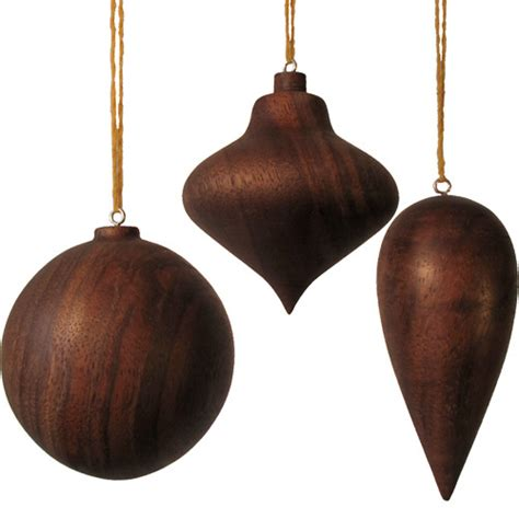 turning christmas ornaments walnut ornaments design sponge