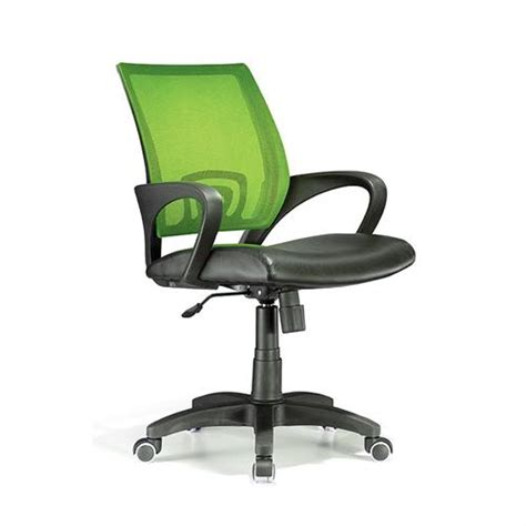 lumisource officer series office chair lime green ofc offce lg