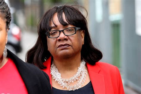 election 2017 diane abbott turns up to vote after being