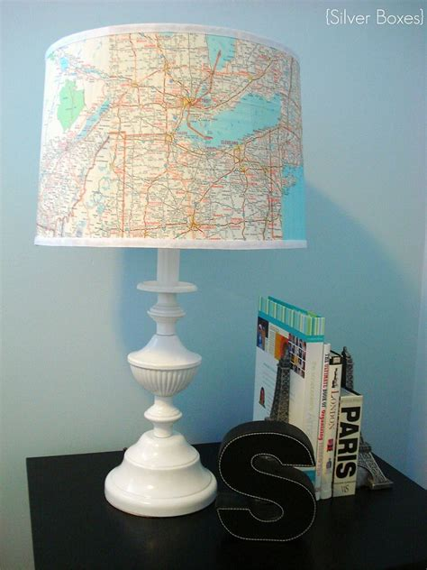 Thrifty Clever by 13 Thrifty And Clever L Shade Makeovers The Diy