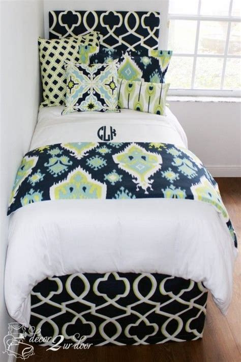 navy and green bedding 1000 ideas about lime green bedding on pinterest green