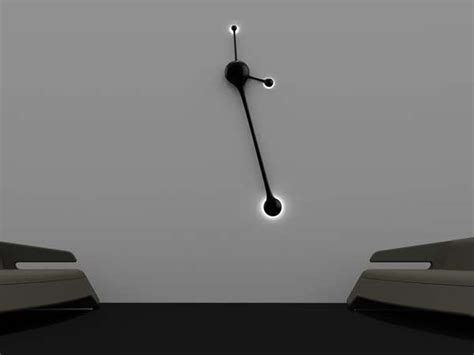 futuristic clock futuristic longcase time tellers pendulum wall clock