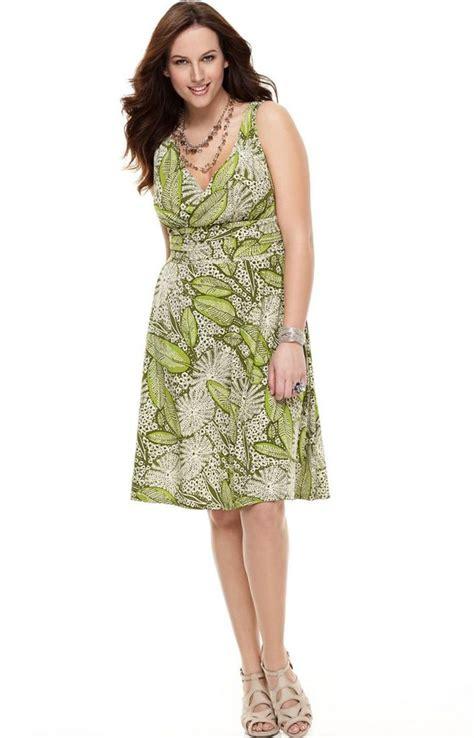 pattern dress summer plus size dress pattern pluslook eu collection