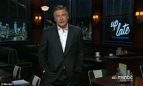 Alec Baldwin On The View This Friday by Usa Alec Baldwin To Host A Weekly Talk Show On Abc Newsgrio