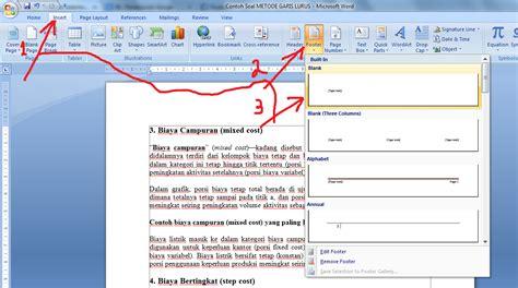 membuat catatan kaki cara membuat catatan kaki di artikel panduan sederhana