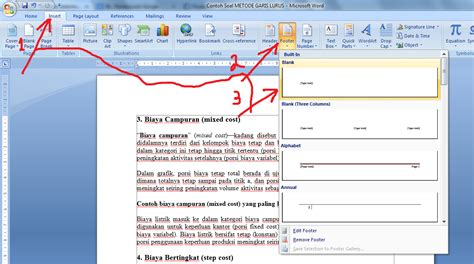 cara membuat catatan kaki di outlook 2013 panduan sederhana microsoft office 2007 cara membuat
