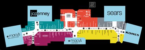 opry mills map complete list of stores located at coral square a shopping center in coral springs fl a
