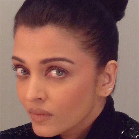 aishwarya rai eyebrows aishwarya rai bachchan wraps up second schedule of jazbaa