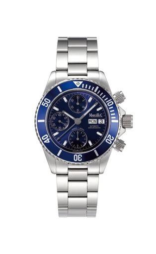 Rolex Metallarmband Polieren by Uhren R 246 Mer Nettuno Chronograph Als Bausatz In Blau Ohne