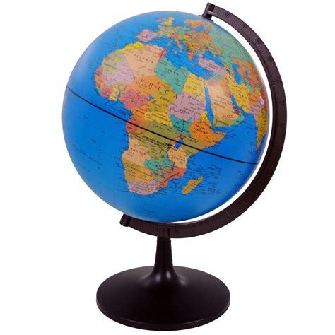 earth globe map world globe rotating swivel map of earth atlas geography