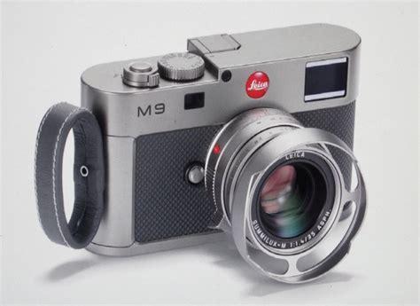 Kamera Leica M9 Titanium leica m9 titanium limited edition leica rumors