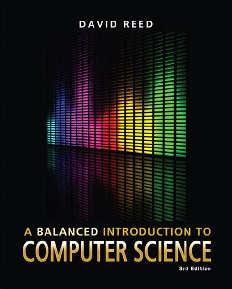 Computer Science Css Intro balanced introduction to computer science a 3rd edition informit