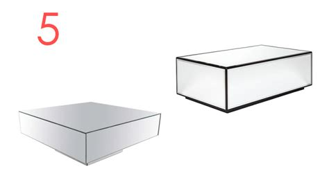 z gallerie mirrored coffee table z gallerie mirrored coffee table pascual mirrored coffee