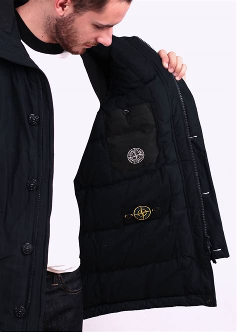 downward review island jacket review