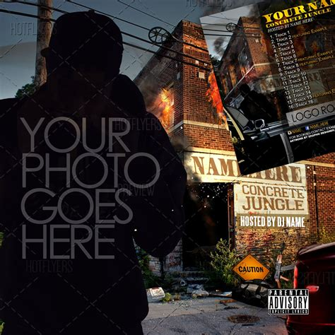 free mixtape covers templates 16 free mixtape covers psds images free mixtape cover