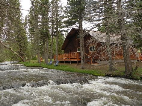 River Nm Cabin Rentals by Fish The Back Porch Picture Vrbo