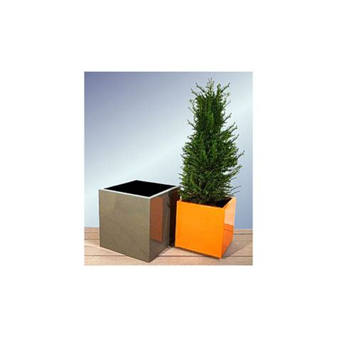 Fibreglass Planters by Fibreglass Cube Planters From Potstore Co Uk