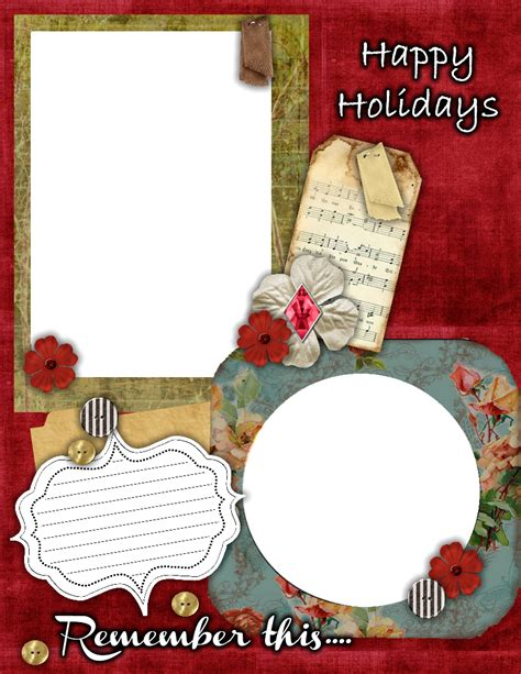 scrapbooking templates free printables sweetly scrapped free printable 8 5 x 11 scrapbook