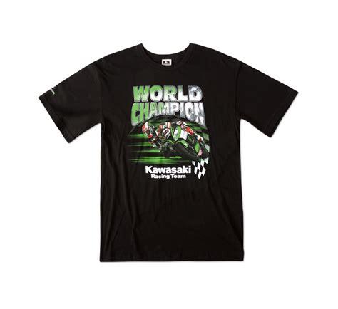 Kawasaki Racing Tshirt kawasaki world superbike t shirt
