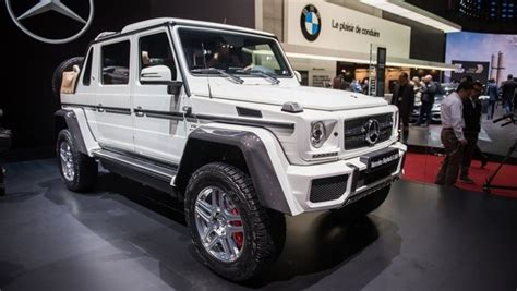 2017 mercedes maybach g 650 landaulet review top speed