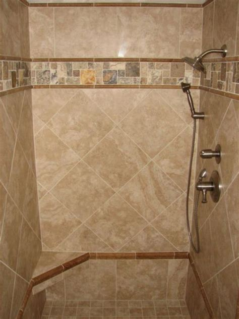 Ceramic Tile Bathroom Showers Interior Design Tips Bathroom Shower Design Ideas Custom Bathroom Shower Design Executive