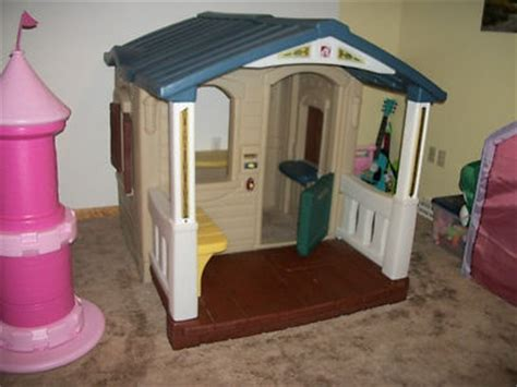 Step 2 Front Porch Playhouse pin by jannie on tikes