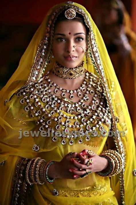 film jodha akbar aishwarya rai jodha akbar jewellery collection latest