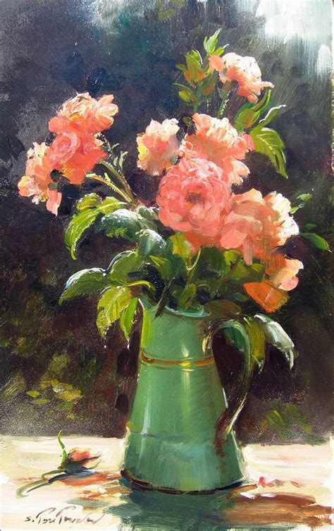 Paintings Of Flowers In Vases by 193 Best Images About Vase Of Flowers On