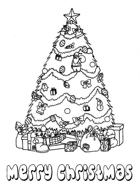 Mickey Mouse Free Christmas Tree Coloring Pages Az Mickey Mouse Tree Coloring Pages