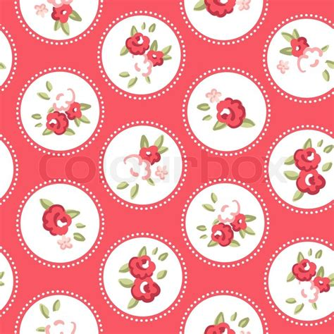 pattern vintage rose vintage rose pattern seamless vector retro rose wallpaper