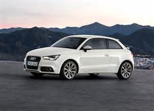 audi a1 white car pictures images gaddidekho