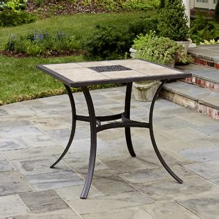 Jaclyn Smith Marion High Dining Table Smith Patio Table