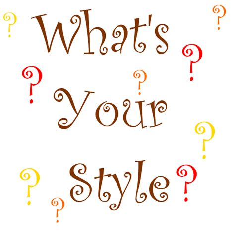 Whats Your Style With Mystylecom by What S Your Homeschool Style Plants And Pillars