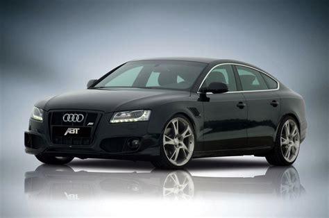 Audi A5 Sportback Modified by The Abt As5 A Modified Audi A5 Sportback