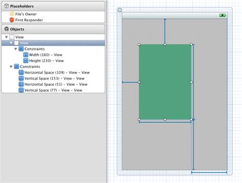 layout constraints height beginning auto layout in ios 6 part 2 2