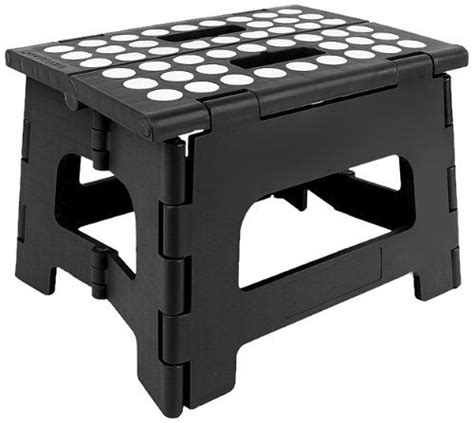 rhino ii folding step stool white rhino ii folding step stool black 8 quot 13 99 products