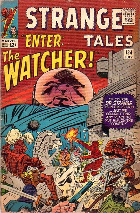 the arcade and other strange tales books comic strange tales 116 comic cover strange tales