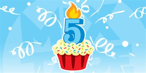 Happy Birthday Quotes For 5 Year Wp Mayor Is 5 Years Old Wp Mayor