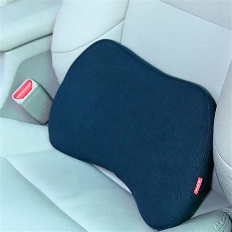 Lumbar Pillows For Car by Car Lumbar Support Cushion Back Cervical Viscoelastic
