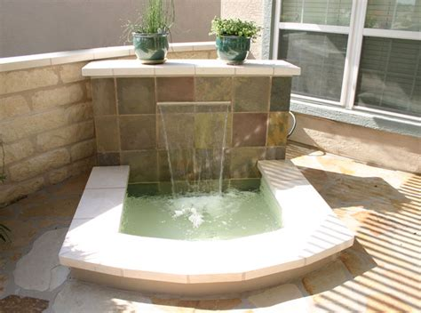 Stone Patio Pictures Bowman Landscaping Water Features