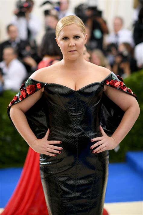 met gala 2017 amy schumer forced to attend against her